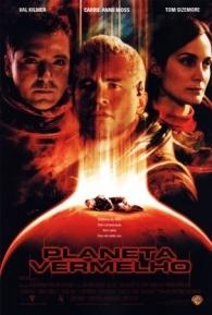 Planeta Vermelho - Poster / Capa / Cartaz - Oficial 2