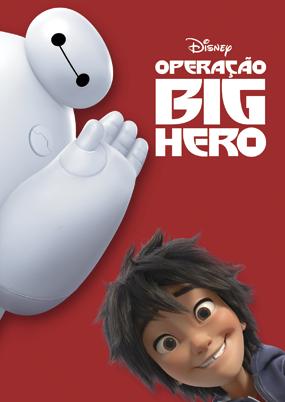 Operação Big Hero - 25 de Dezembro de 2014 | Filmow