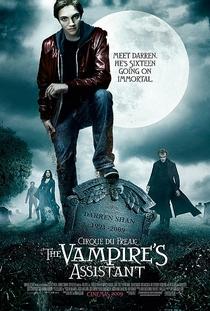 Circo dos Horrores - Aprendiz de Vampiro - Poster / Capa / Cartaz - Oficial 2
