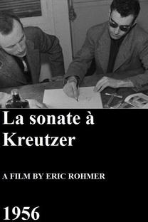 A Sonata a Kreutzer - Poster / Capa / Cartaz - Oficial 1