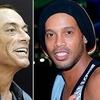 Ronaldinho Gaúcho atuará em filme com Jean-Claude Van Damme