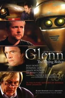 Glenn, O Robô Voador - Poster / Capa / Cartaz - Oficial 2