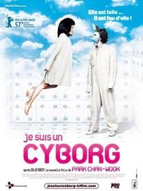Eu Sou um Cyborg, e Daí? - Poster / Capa / Cartaz - Oficial 6