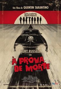 À Prova de Morte - Poster / Capa / Cartaz - Oficial 2