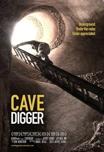 Cavedigger - Poster / Capa / Cartaz - Oficial 1