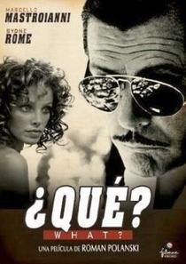 Que? - Poster / Capa / Cartaz - Oficial 2