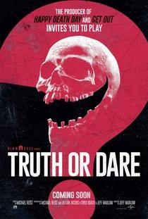 Verdade ou Desafio - Poster / Capa / Cartaz - Oficial 1