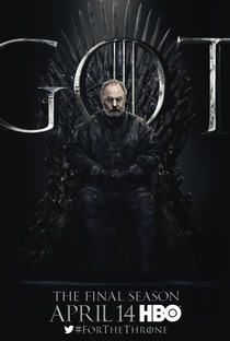 Game of Thrones (8ª Temporada) - Poster / Capa / Cartaz - Oficial 20