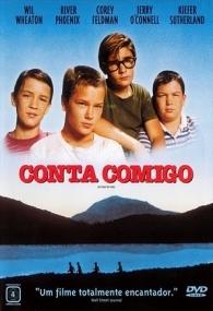 Conta Comigo - Poster / Capa / Cartaz - Oficial 2