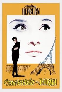 Cinderela em Paris - Poster / Capa / Cartaz - Oficial 14