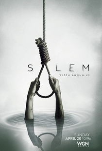 Salem (1ª Temporada) - Poster / Capa / Cartaz - Oficial 6