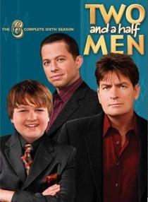 Dois Homens e Meio (6ª Temporada) - Poster / Capa / Cartaz - Oficial 1