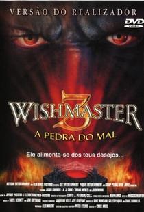 O Mestre dos Desejos 3 - Além da Porta do Inferno - Poster / Capa / Cartaz - Oficial 1