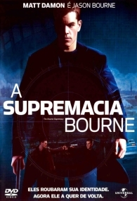 A Supremacia Bourne - Poster / Capa / Cartaz - Oficial 6