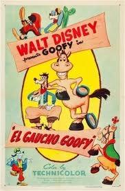 O Gaucho Pateta - Poster / Capa / Cartaz - Oficial 1