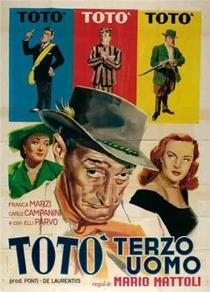 Totò Terzo Uomo  - Poster / Capa / Cartaz - Oficial 1