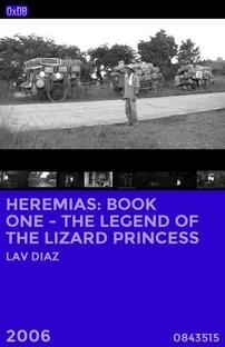 Heremias: Livro Um - A Lenda da Princesa Lagarto - Poster / Capa / Cartaz - Oficial 1