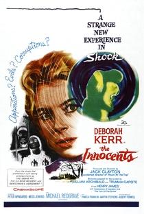 Os Inocentes - Poster / Capa / Cartaz - Oficial 4