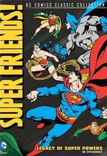 Super Amigos - 6ª Temporada (Legado de Super Poderes) - Poster / Capa / Cartaz - Oficial 1