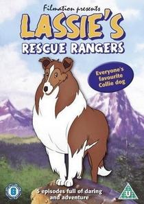 Lassie - Socorro - Poster / Capa / Cartaz - Oficial 1