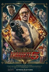 Torrente 5: Operación Eurovegas - Poster / Capa / Cartaz - Oficial 1