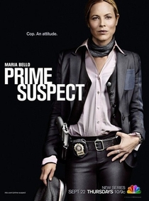 Prime Suspect (1ª Temporada) - Poster / Capa / Cartaz - Oficial 1