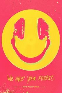 Música, Amigos e Festa - Poster / Capa / Cartaz - Oficial 6