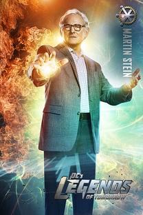 Lendas do Amanhã (1ª Temporada) - Poster / Capa / Cartaz - Oficial 5