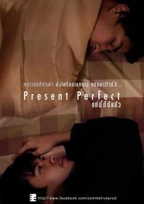 Present Perfect - Poster / Capa / Cartaz - Oficial 2