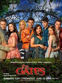 The Gates (1ª Temporada) - Poster / Capa / Cartaz - Oficial 1