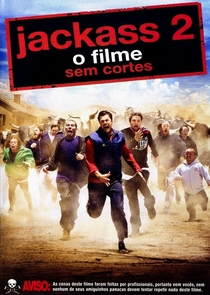 Jackass 2 - O Filme - Poster / Capa / Cartaz - Oficial 4