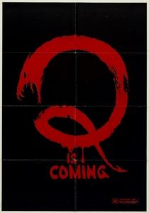 Q - A Serpente Alada - Poster / Capa / Cartaz - Oficial 4