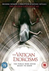 Exorcismo no Vaticano - Poster / Capa / Cartaz - Oficial 1