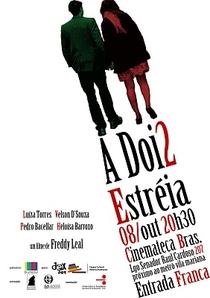 A Doi2 - Poster / Capa / Cartaz - Oficial 1