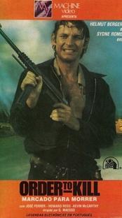 Order to Kill - Marcado Para Morrer - Poster / Capa / Cartaz - Oficial 2