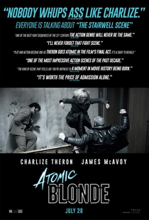 Atômica - Poster / Capa / Cartaz - Oficial 7