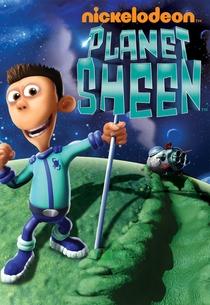 Planeta Sheen - Poster / Capa / Cartaz - Oficial 1