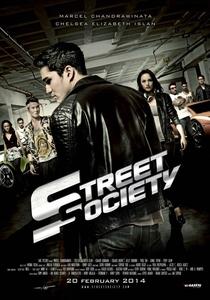 Sociedade da rua  - Poster / Capa / Cartaz - Oficial 3