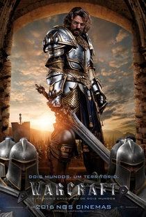Warcraft: O Primeiro Encontro de Dois Mundos - Poster / Capa / Cartaz - Oficial 18