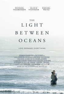A Luz Entre Oceanos - Poster / Capa / Cartaz - Oficial 2