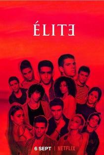 Elite (2ª Temporada) - Poster / Capa / Cartaz - Oficial 1