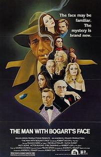 O Rosto de Humphrey Bogart - Poster / Capa / Cartaz - Oficial 1