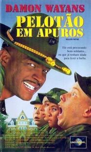Pelotão em Apuros - Poster / Capa / Cartaz - Oficial 1