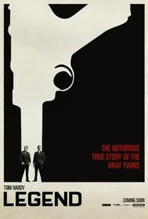 Lendas do Crime - Poster / Capa / Cartaz - Oficial 3