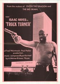 Truck Turner - Poster / Capa / Cartaz - Oficial 3