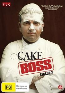 Cake Boss (2ª Temporada) - Poster / Capa / Cartaz - Oficial 1