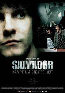 Salvador - Poster / Capa / Cartaz - Oficial 3