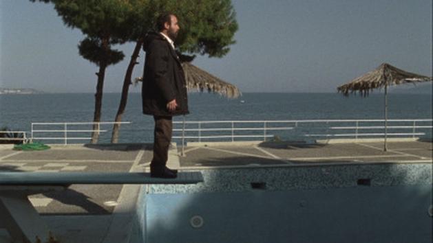 Não são as Imagens - Crítica: The eternal return of Antonis Paraskevas (2013)