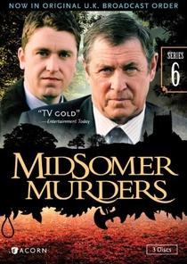 Midsomer Murders (6ª Temporada) - Poster / Capa / Cartaz - Oficial 1
