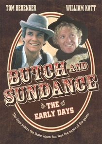 A Juventude De Butch Cassidy - Poster / Capa / Cartaz - Oficial 2